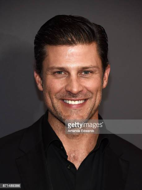 Actor Greg Vaughan arrives at the taping of Queen Sugar AfterShow at OWN Oprah Winfrey Network on November 7 2017 in West Hollywood California