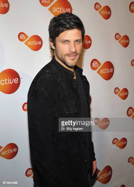 Actor Greg Vaughan attends the 'Active For Life' Event And Auction To Benefit The March Of Dimes on January 8 2010 in Culver City California