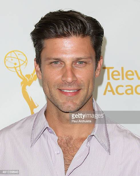 Actor Greg Vaughan attends the Daytime Emmy Nominee Reception at The London West Hollywood on June 19 2014 in West Hollywood California