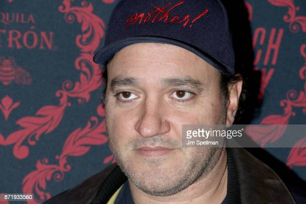 Actor Gregg Bello attends the season 2 premiere of 'Search Party' hosted by TBS at Public Arts at Public on November 8 2017 in New York City