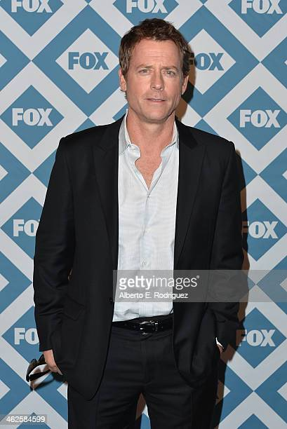 Actor Gregg Kinnear arrives to the 2014 Fox All-Star Party at the Langham Hotel on January 13, 2014 in Pasadena, California.