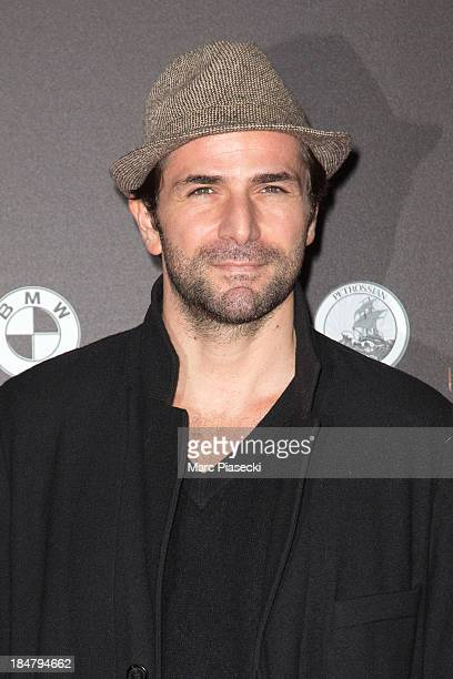Actor Gregory Fitoussi attends the 'Malavita' premiere on October 16 2013 in RoissyenFrance France