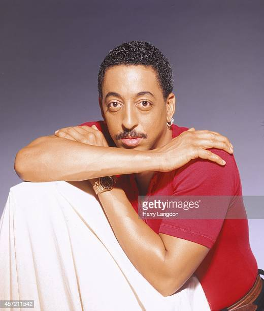 Actor Gregory Hines poses for a portrait in 1990 in Los Angeles California