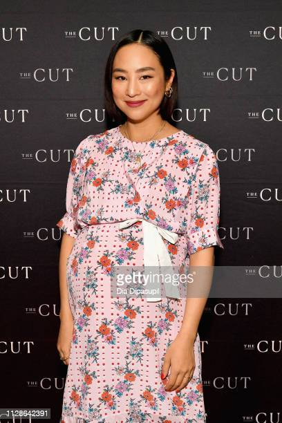 Actor Greta Lee attends The Cut's How I Get It Done at 1 Hotel Brooklyn Bridge on March 4, 2019 in Brooklyn, New York.