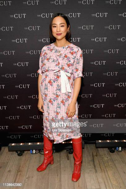 Actor Greta Lee attends The Cut's How I Get It Done at 1 Hotel Brooklyn Bridge on March 4 2019 in Brooklyn New York