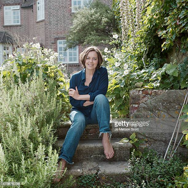 Actor Greta Scacchi is photographed on August 13 2008 in London England