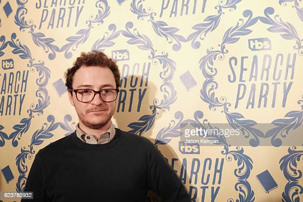 Actor Griffin Newman attend the Search Party NYC Premiere at Metrograph on November 16 2016 in New York City 26022_021