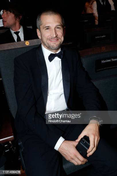 Actor Guillaume Canet attend the Cesar Film Awards 2019 at Salle Pleyel on February 22 2019 in Paris France