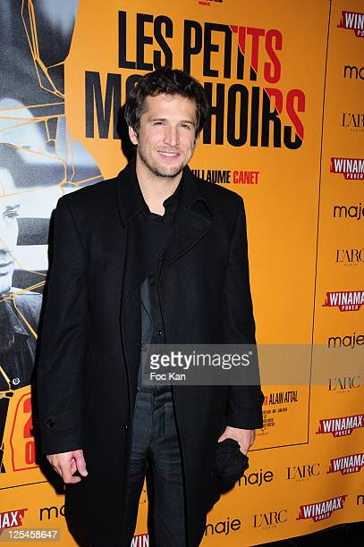 Actor Guillaume Canet attends 'Les Petits Mouchoirs' Premiere After Party at L'Arc Club on October 14 2010 in Paris France