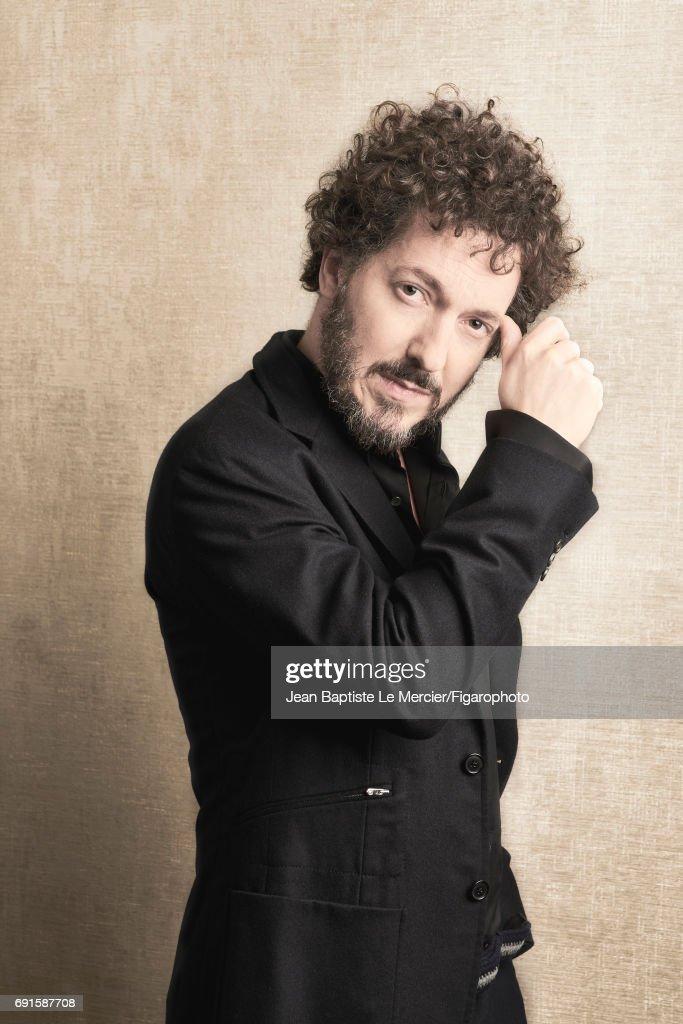 Cine Revue, Madame Figaro, May 19, 2017