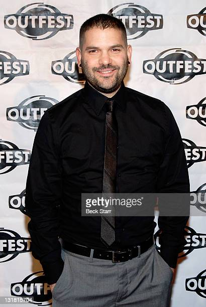 Actor Guillermo Diaz arrives at Outfest, Fusion: Los Angeles LGBT People of Color Film Festival at American Cinematheque's Egyptian Theatre on March...