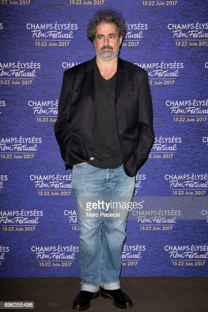 Actor Gustave Kervern attends the 6th 'ChampsElysees Film Festival' at Cinema Gaumont Marignan on June 15 2017 in Paris France