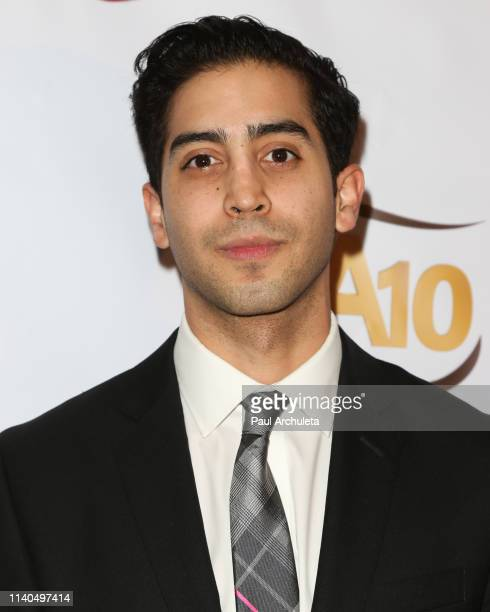Actor Gustavo Velasquez attends the 10th Annual Indie Series Awards at The Colony Theater on April 03 2019 in Burbank California