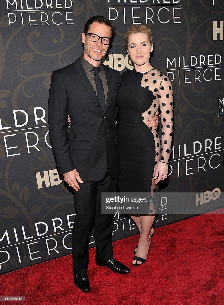 """Mildred Pierce"" New York Premiere : News Photo"