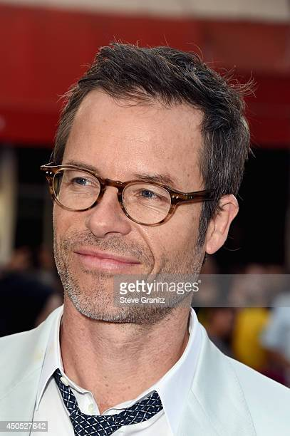 Actor Guy Pearce attends The Rover premiere at Regency Bruin Theatre on June 12 2014 in Los Angeles California