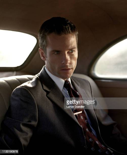 Actor Guy Pearce is photographed for GQ Magazine on July 3 1997 in Los Angeles California PUBLISHED IMAGE