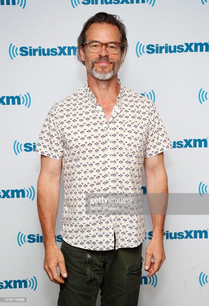 Celebrities Visit SiriusXM - August 13, 2018