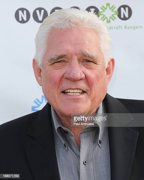 Actor GW Bailey attends the Woodcraft Rangers 90th anniversary celebration at LA Plaza de Cultura y Artes on May 8 2013 in Los Angeles California