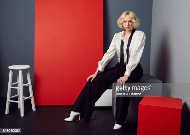 Actor Gwendoline Christie of SundanceTV's 'Top of the Lake China Girl' poses for a portrait during the 2017 Summer Television Critics Association...