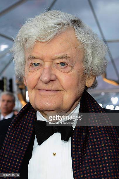 Actor Hal Holbrook arrives at the 19th Annual Screen Actors Guild Awards held at The Shrine Auditorium on January 27 2013 in Los Angeles California