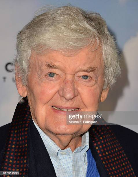 Actor Hal Holbrook arrives to the premiere of Focus Features' Promised Land at the Directors Guild Of America on December 6 2012 in Los Angeles...