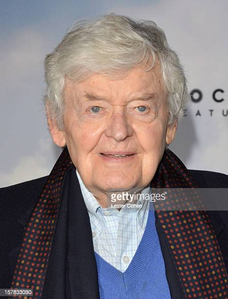 Actor Hal Holbrook attends the ''Promised Land' Los Angeles premiere at Directors Guild Of America on December 6 2012 in Los Angeles California
