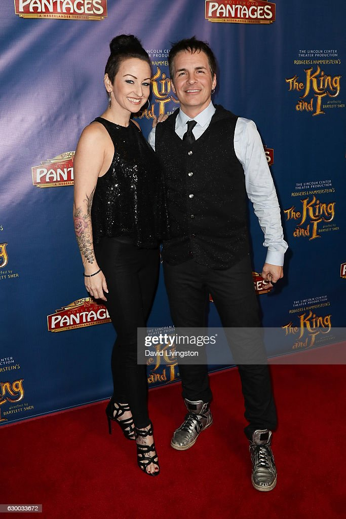 "Opening Night Of The Lincoln Center Theater's Production Of Rodgers And Hammerstein's ""The King And I"" - Arrivals"