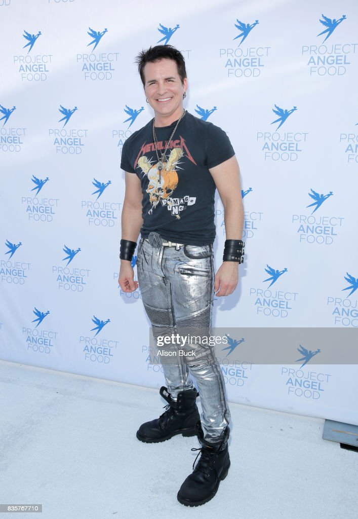 Actor Hal Sparks attends Project Angel Food's 2017 Angel Awards on August 19, 2017 in Los Angeles, California.
