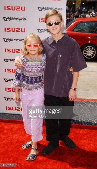 spy kids 2 the island of lost dreams premiere pictures getty images