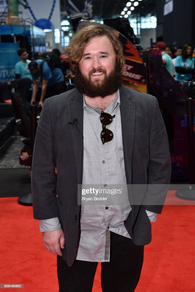 Actor Haley Joel Osment attends the FANDOM Fest during New York Comic Con on October 6, 2017 in New York City.