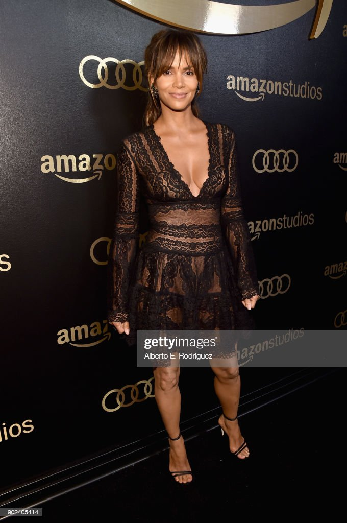 Amazon Studios Golden Globes Celebration - Red Carpet