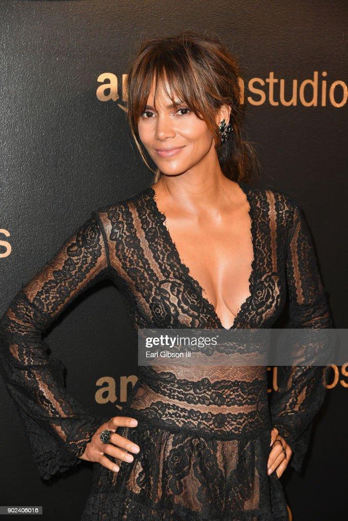 CA: Amazon Studios Golden Globes Celebration - Arrivals