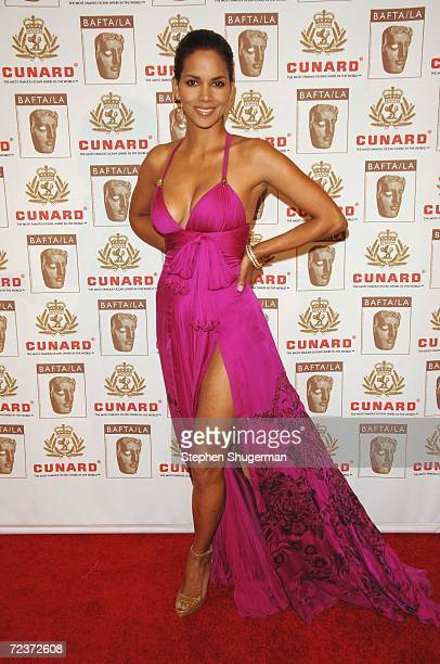 Actor Halle Berry attends the 15th Annual British Academy of Film and Television Arts Los Angeles Britannia Awards at the Hyatt Regency Century Plaza...