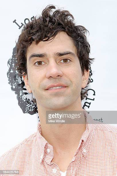 Actor Hamish Linklater attends the Los Angeles Drama Club's 2nd Annual Tempest In A Teacup Gala Fundraiser and Benefit performance at The Magic...