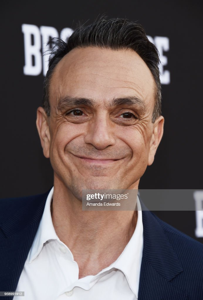 Actor Hank Azaria arrives at IFC 's 'Brockmire' and 'Portlandia' EMMY FYC red carpet event at the Saban Media Center on May 15, 2018 in North Hollywood, California.