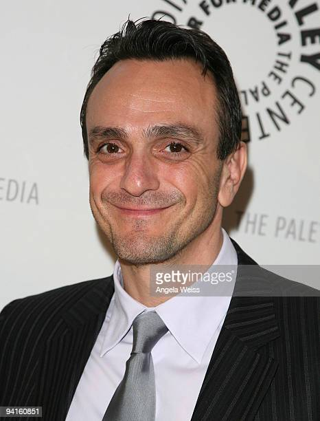 Actor Hank Azaria attends the Paley Center Los Angeles gala honoring the 20th anniversary of 'The Simpsons' at the Beverly Hills Hotel on December 8...