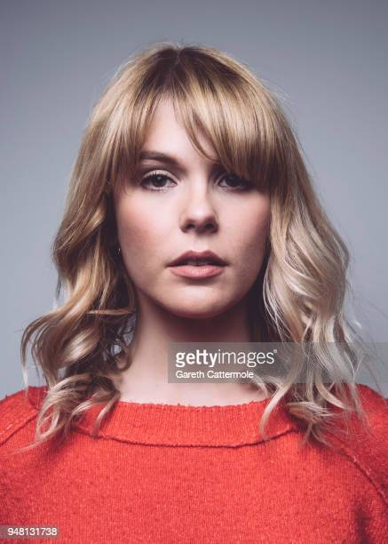 Actor Hannah Arterton is photographed on February 6 2018 in London England