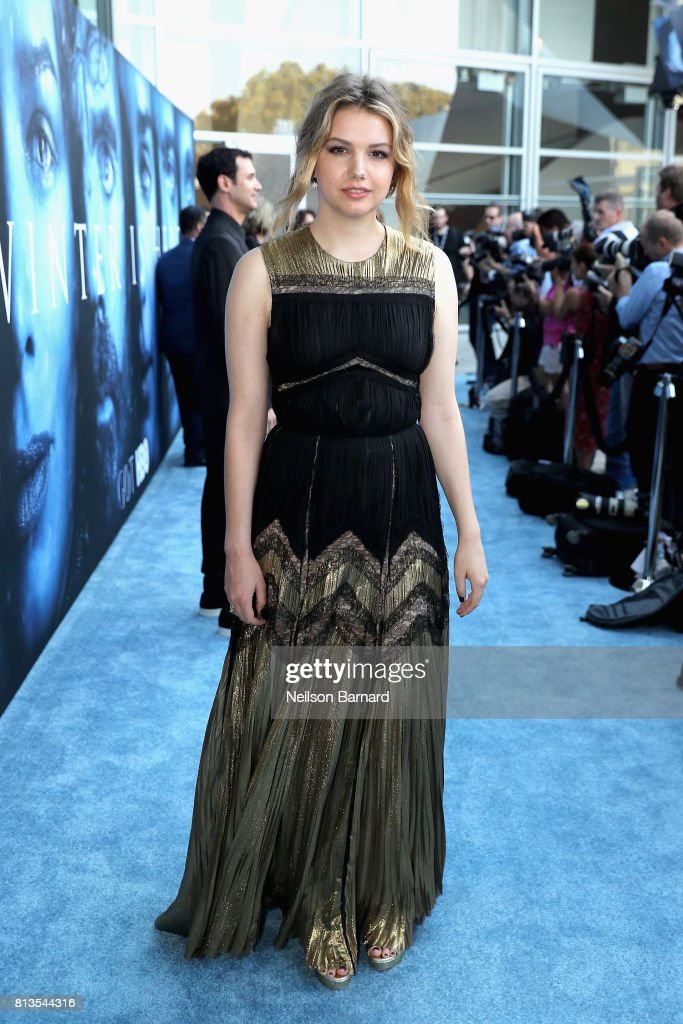 "Premiere Of HBO's ""Game Of Thrones"" Season 7 - Red Carpet"