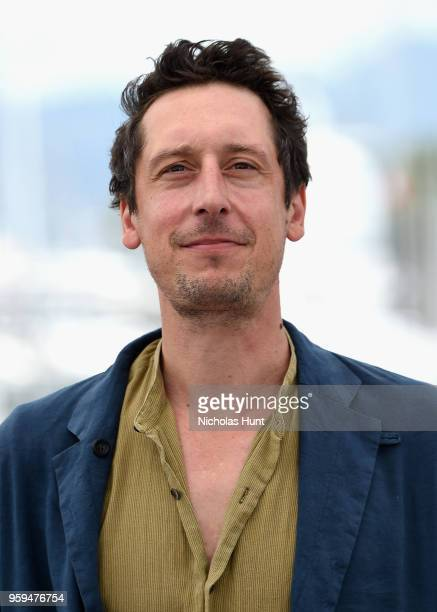 Actor Hans Low attends the In My Room Photocall during the 71st annual Cannes Film Festival at Palais des Festivals on May 17 2018 in Cannes France