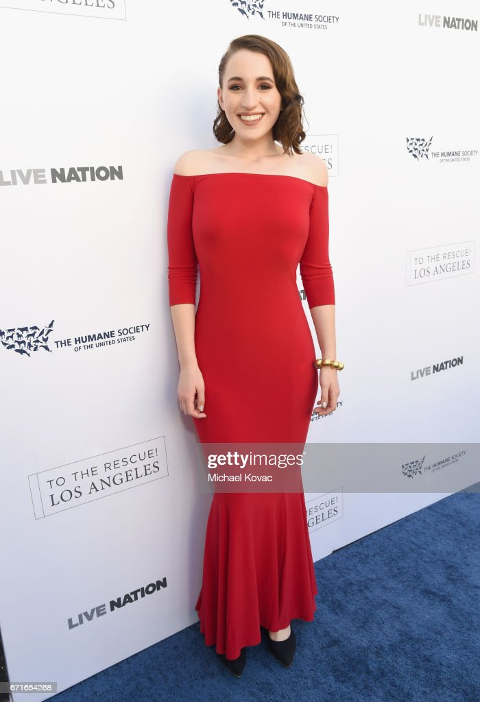 The Humane Society of the United States' To the Rescue Los Angeles Gala - Red Carpet