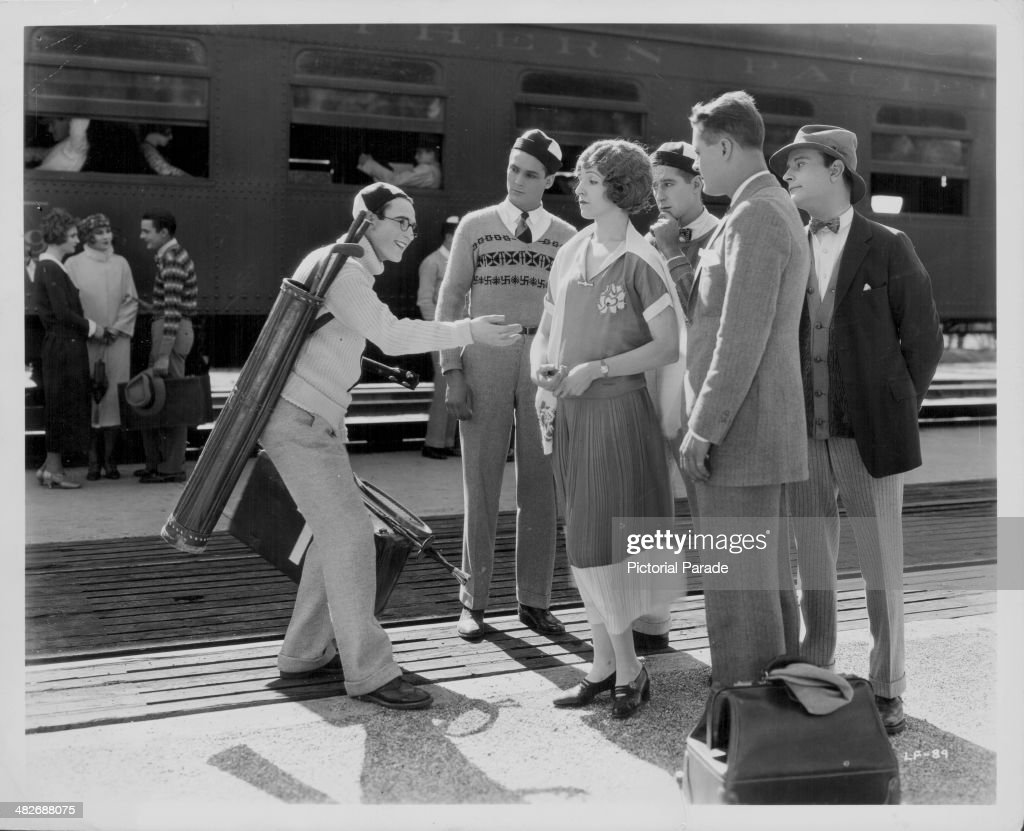 Harold Lloyd : News Photo