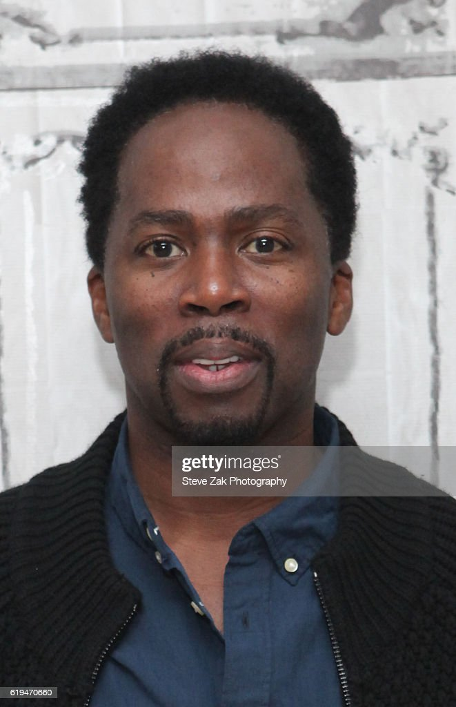 "The Build Series Presents Harold Perrineau Discussing The Upcoming Broadway Play ""The Cherry Orchard"" : News Photo"