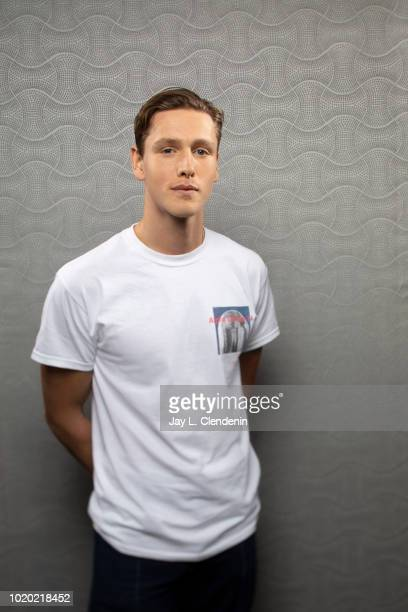 Actor Harris Dickinson from 'The Darkest Minds' is photographed for Los Angeles Times on July 21 2018 in San Diego California PUBLISHED IMAGE CREDIT...