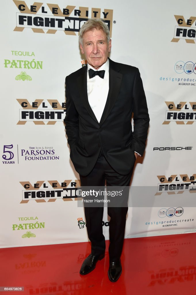 Muhammad Ali's Celebrity Fight Night XXIII - Red Carpet