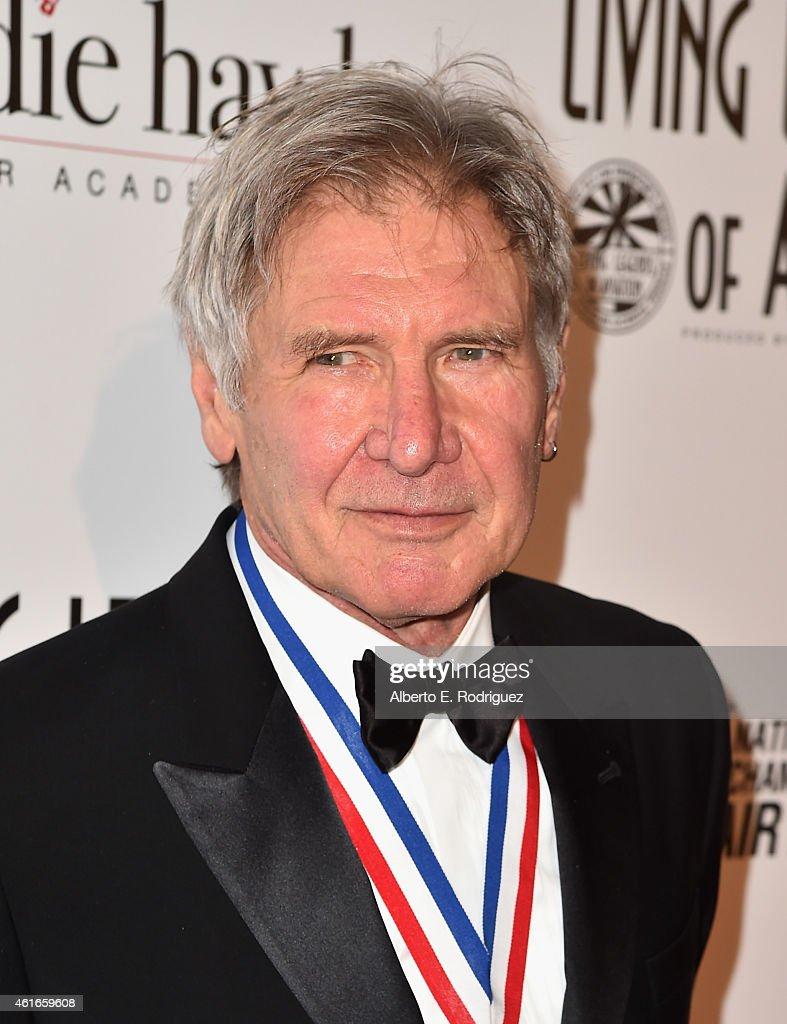 Actors of Legend:  Harrison Ford