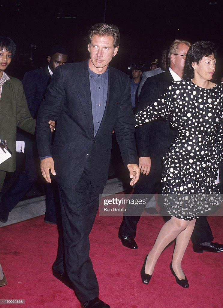 Actor Harrison Ford Attends The U0027Presumed Innocentu0027 New York City Premiere  On July 9