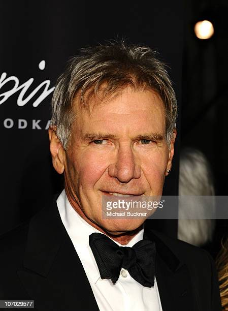 Actor Harrison Ford attends the Santa Barbara International Film Festival's 5th Annual Kirk Douglas' Excellence In Film Awards at the The Four...