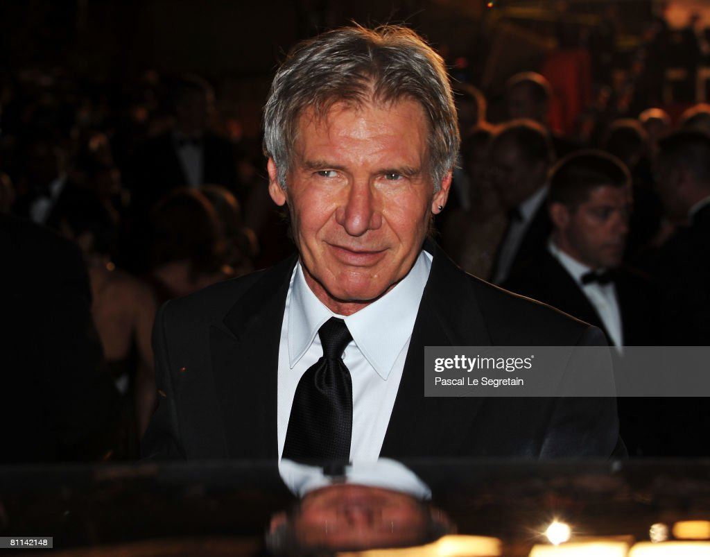 Cannes: Indiana Jones And The Kingdom Of The Crystal Skull - Premiere : News Photo