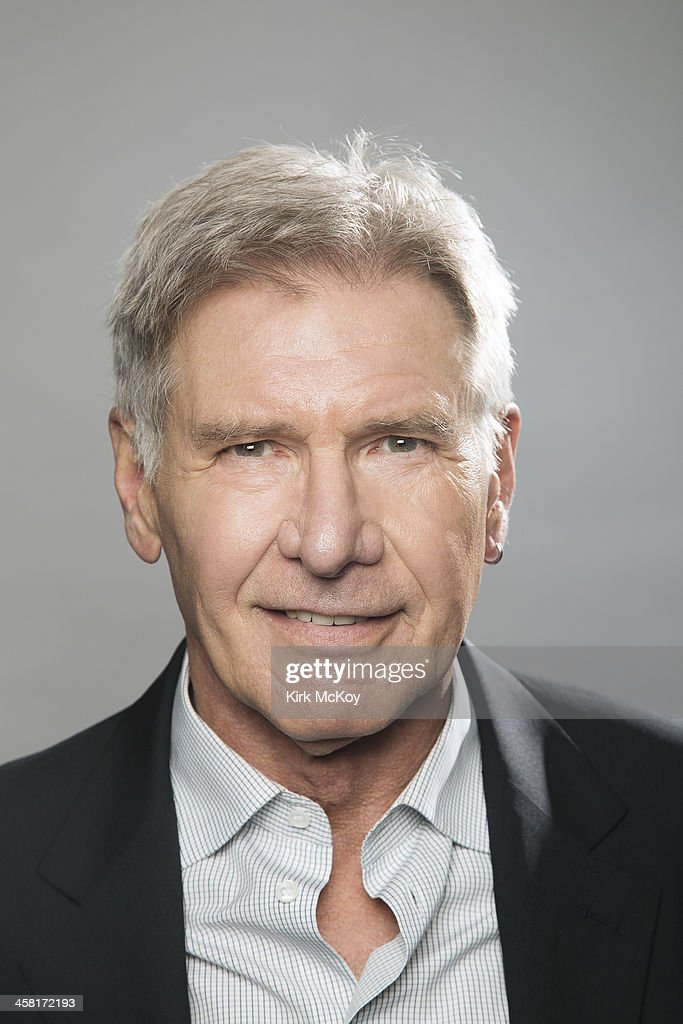 Harrison Ford, Los Angeles Times, December 19, 2013