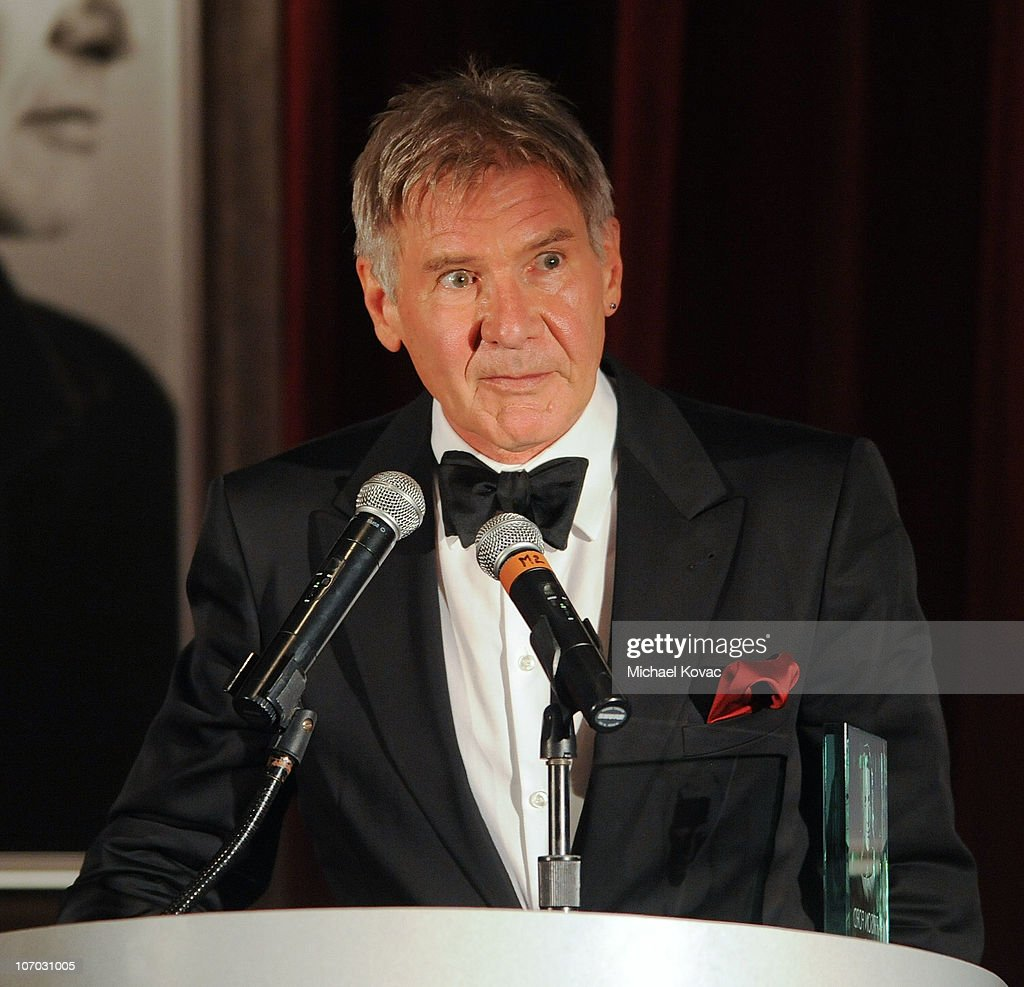 SBIFF's 5th Annual Kirk Douglas Award For Excellence In Film Ceremony : News Photo